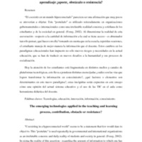 Las tecnología emergente en el proceso de ensañanza.pdf